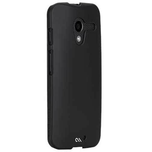 Productafbeelding van de Case-Mate Barely There Case Black Motorola Moto X