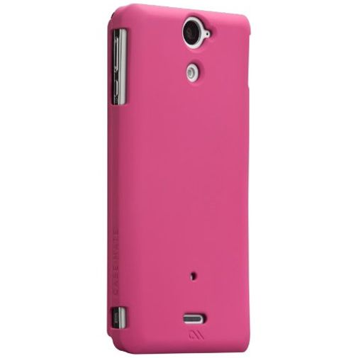 Case-Mate Barely There Case Pink Sony Xperia V