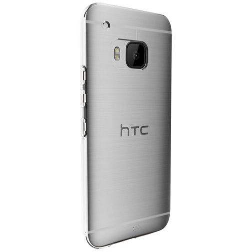 Productafbeelding van de Case-Mate Barely There Case White HTC One M9 (Prime Camera Edition)
