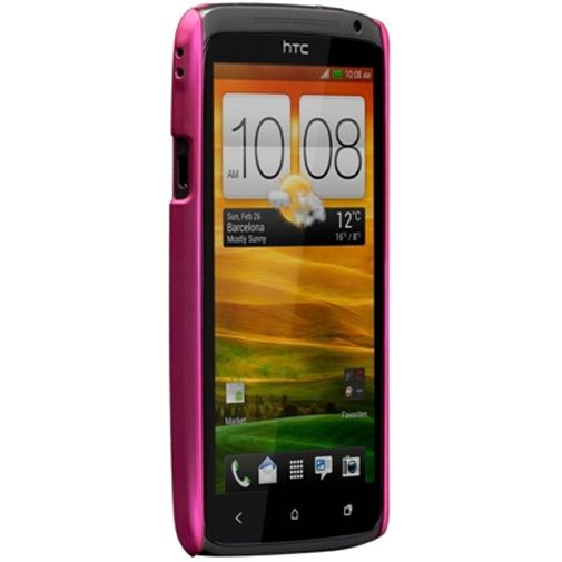 Case-Mate Barely There HTC One X Pink