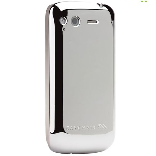 Case Mate Barely There Metallic Silver HTC Desire S