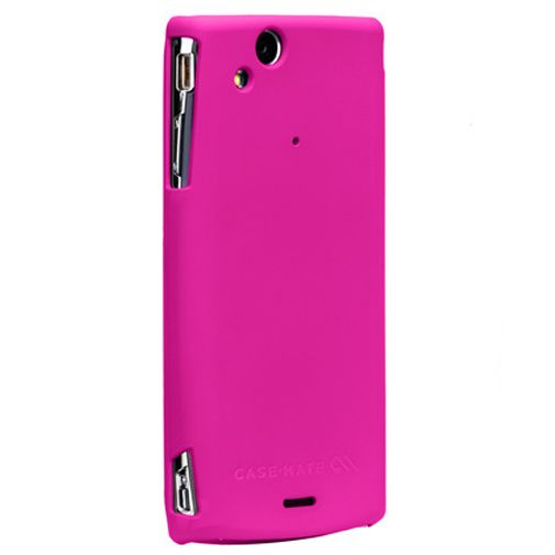Case Mate Barely There Pink Sony Ericsson Xperia Arc