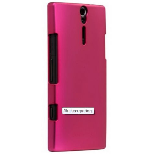Case Mate Barely There Pink Sony Xperia S