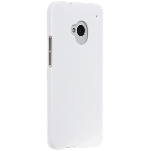 Case-Mate Barely There White HTC One
