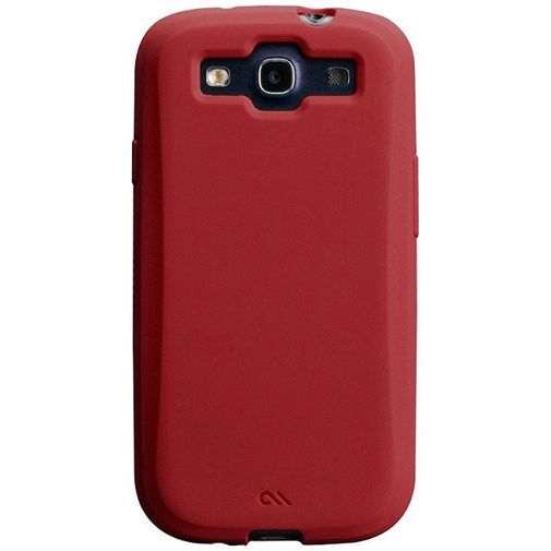 Case-Mate Emerge Smooth Case Samsung Galaxy S3 (Neo) Red