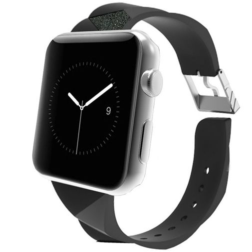 Case-Mate Facets Polsband Black Apple Watch 38mm