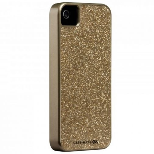 Case-Mate Glam Apple iPhone 5/5S Gold
