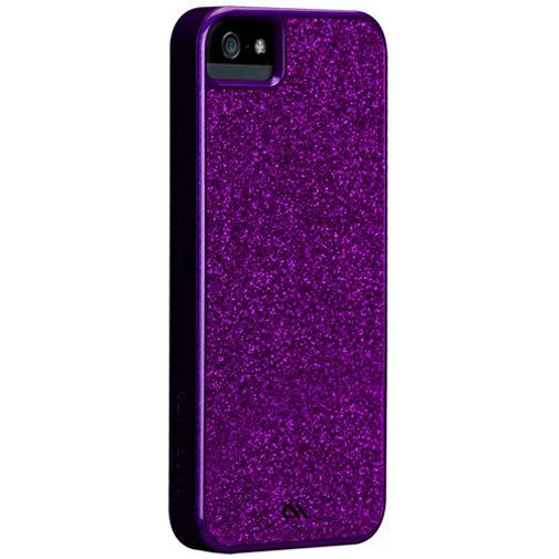 Case-Mate Glam Case Purple Apple iPhone 5/5S
