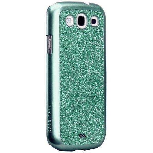 Productafbeelding van de Case-Mate Glam Case Turquoise Samsung Galaxy S3 (Neo)