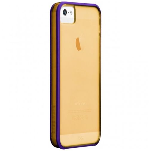 Case-Mate Haze Case Gold Apple iPhone 5/5S
