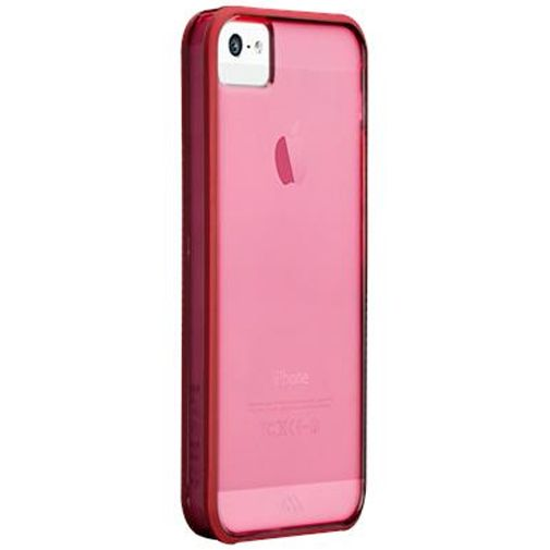 Productafbeelding van de Case-Mate Haze Case Pink Apple iPhone 5/5S