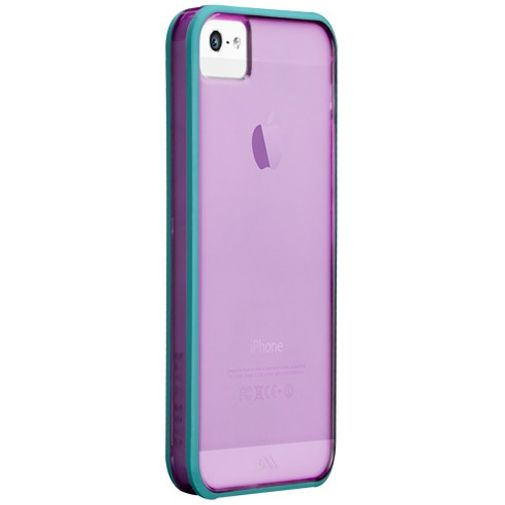 Case-Mate Haze Case Purple Apple iPhone 5/5S/SE