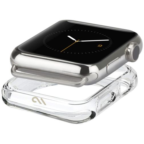 Case-Mate Naked Tough Bumper Clear Apple Watch 38mm