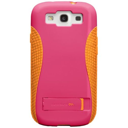Case-Mate POP Case Samsung Galaxy S3 (Neo) Pink/Orange