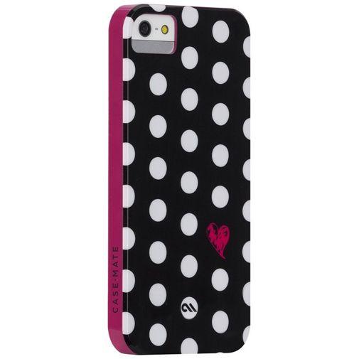 Case-Mate Polka Love Studio Print Case Apple iPhone 5/5S