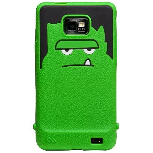Case Mate Samsung i9100 Galaxy S 2  Creatures Frank Green