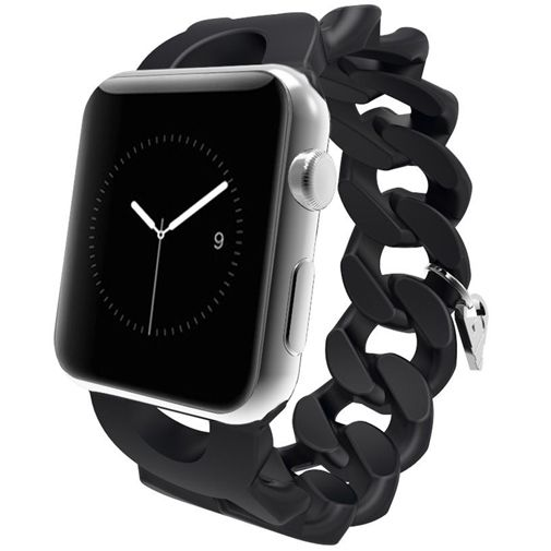 Case-Mate Turnlock Polsband Black Apple Watch 38mm