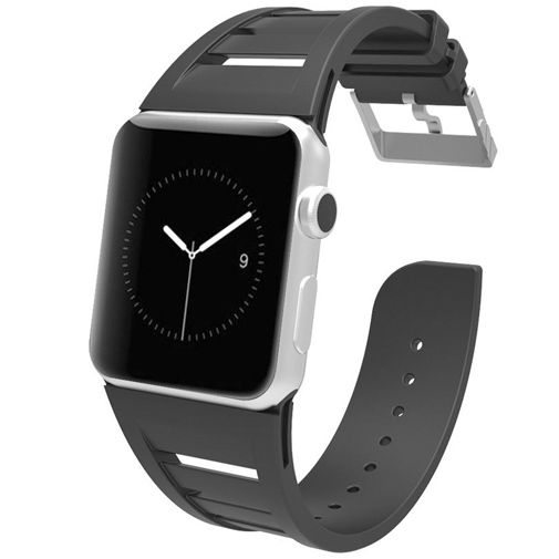 Case-Mate Vented Polsband Black Apple Watch 42mm