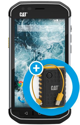 Cat S40 Dual Sim Black