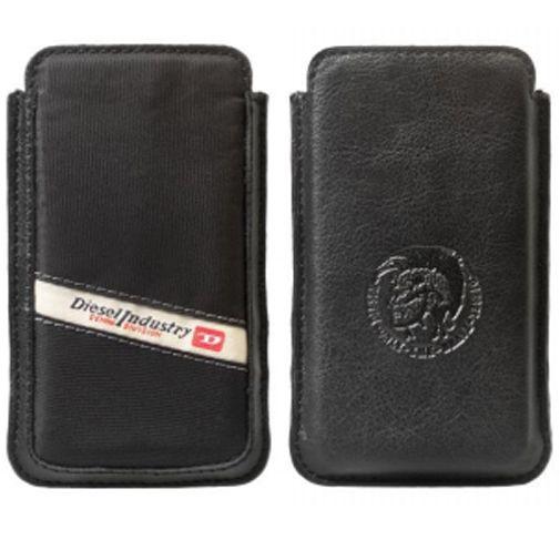 Productafbeelding van de Diesel New Hastings Case Nylon iPhone 5 Zwart