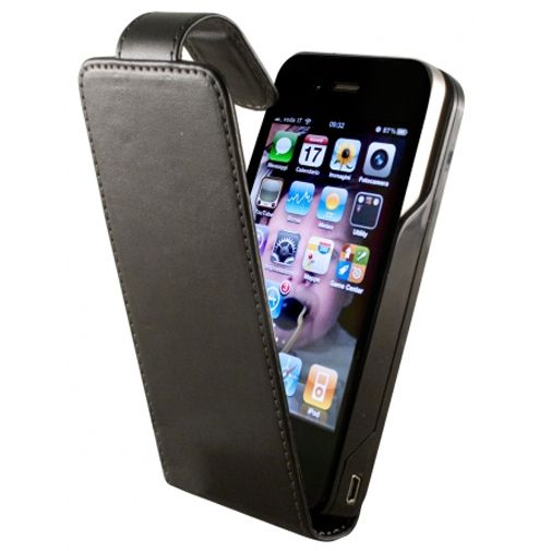 Dolce Vita Energy Case Black Apple iPhone 4/4s