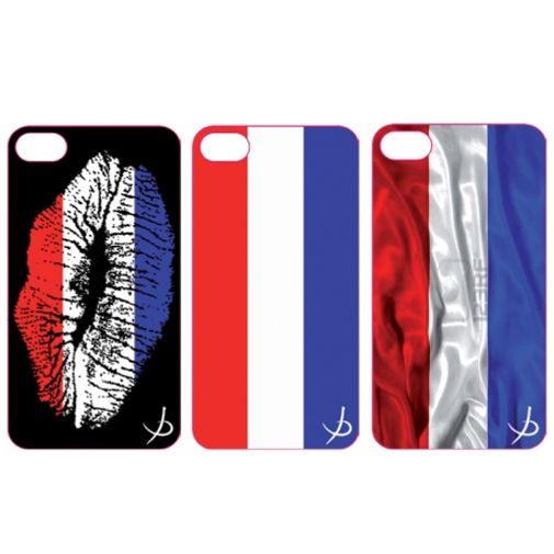 Dolce Vita Flag Backcover iPhone 4/4S Nederland