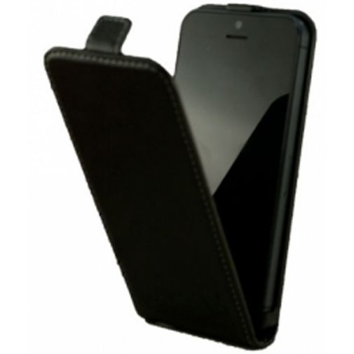 Dolce Vita Flip Case Black Apple iPhone 5/5S
