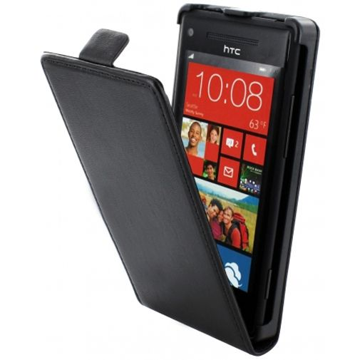 Dolce Vita Flip Case HTC Windows 8X Black