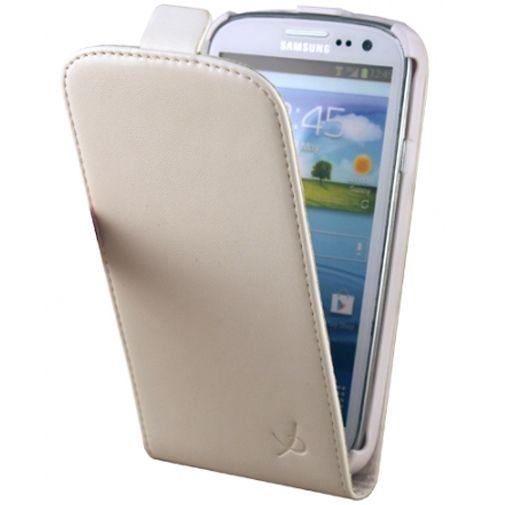 Dolce Vita Flip Case Samsung i9300 Galaxy S3 (Neo) White