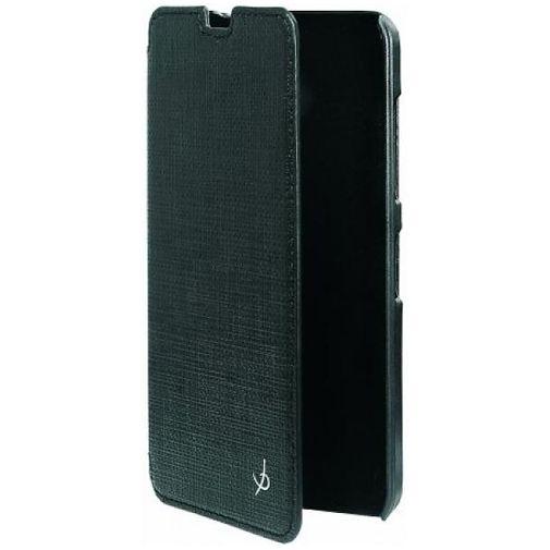 Dolce Vita Flip Wallet Black Nokia Lumia 630/635