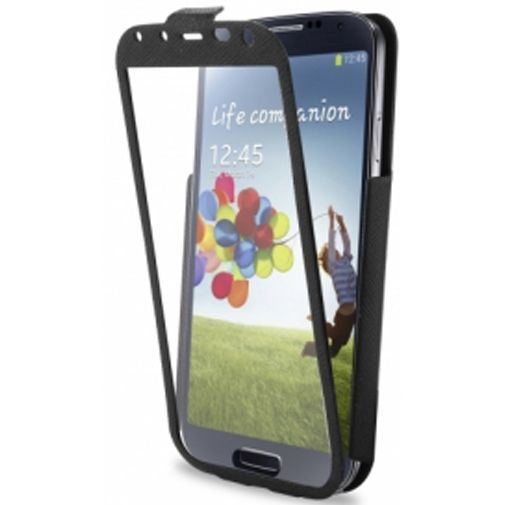Productafbeelding van de Dolce Vita Front Touch Case Samsung Galaxy S4 Black