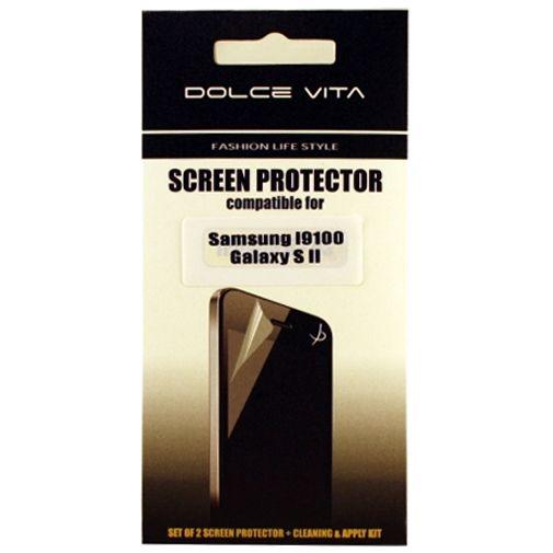 Productafbeelding van de Dolce Vita Screenprotector Samsung Galaxy S II
