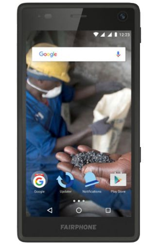 Productafbeelding Fairphone 2 Black