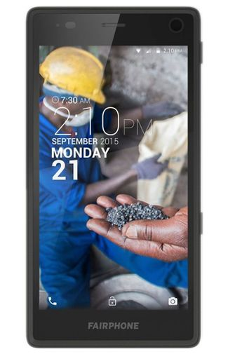 Fairphone 2 Turquoise