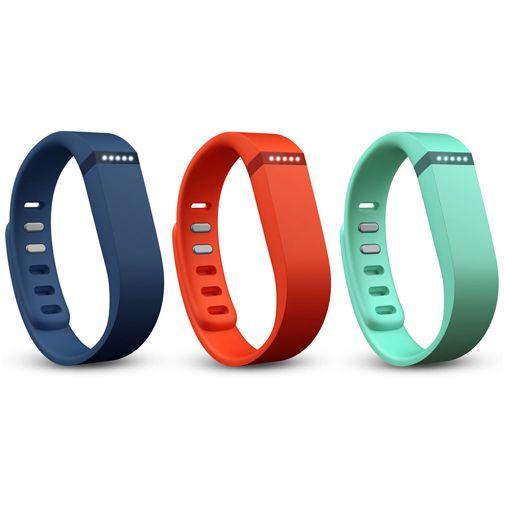 Productafbeelding van de Fitbit Flex Accessory Pack Large