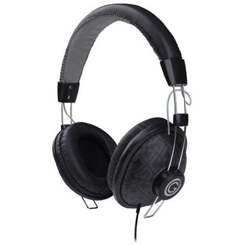 G-Cube Signature Dual Mode Stereo Headphones Black