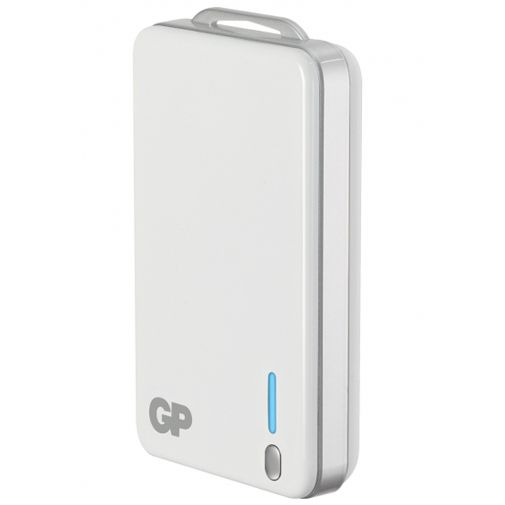 Productafbeelding van de GP Portable PowerBank 2500 mAh White