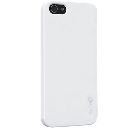 Gecko Profile Gloss Case Apple iPhone 5/5S White