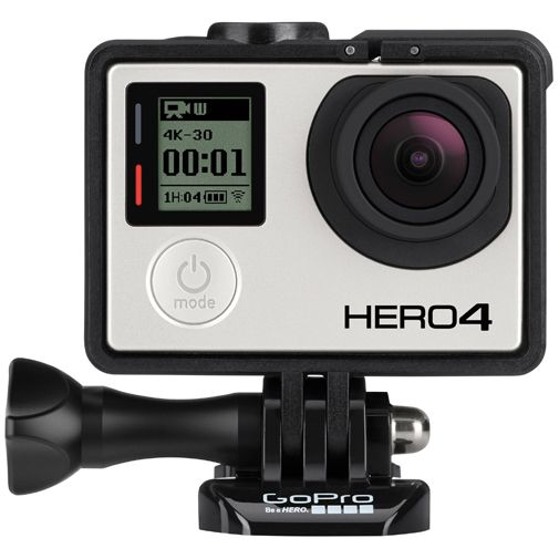 GoPro Hero 4 Silver Music Edition