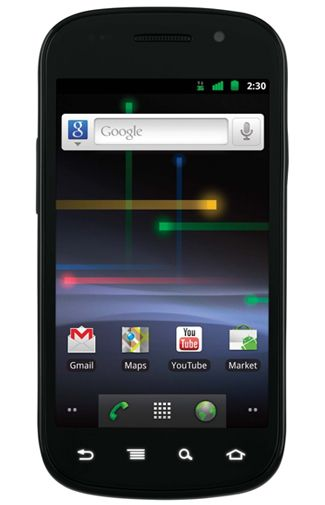Google Nexus S i9023 Black Silver