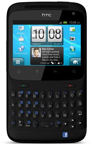 Productafbeelding HTC ChaCha Black