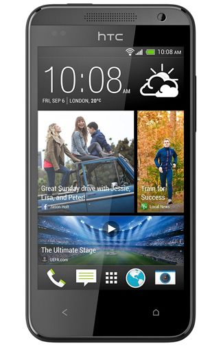Productafbeelding HTC Desire 300 Black