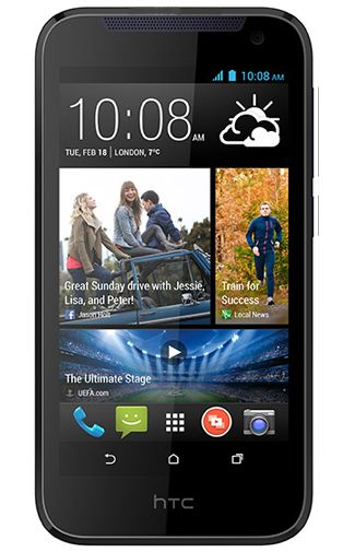 Productafbeelding HTC Desire 310 Blue