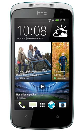 Productafbeelding HTC Desire 500 Blue