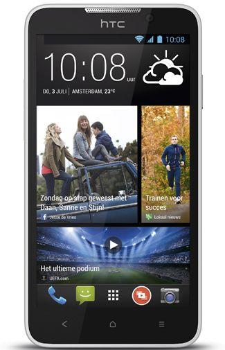 HTC Desire 516 Arctic White