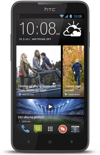 Productafbeelding HTC Desire 516 Dark Grey