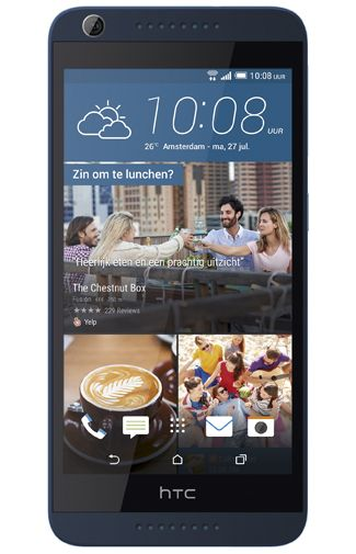 Productafbeelding van de HTC Desire 626 Blue