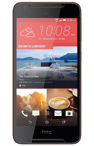 Productafbeelding HTC Desire 628 Dual Sim 16GB Dark Blue