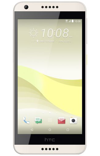 Productafbeelding HTC Desire 650 Lime