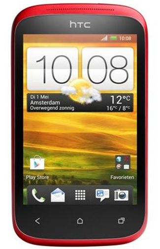 Productafbeelding HTC Desire C Red